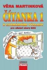 Čítanka 1 s literárními výklady pro učební obory SOU