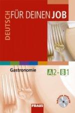Deutsch für deinen Job Gastronomie