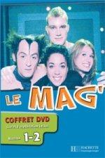 LE MAG' 1 ET 2 DVD PAL