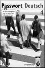 Passwort Deutsch 4 - Metodická příručka (5-dílný)