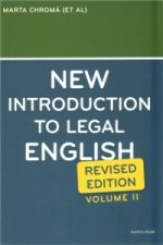 New Introduction to Legal English (Volume II.)