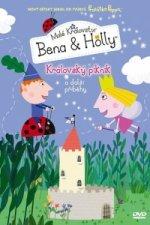 Královský piknik a další příběhy - Malé království Bena & Holly - DVD
