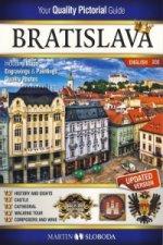 Bratislava obrázkový sprievodca ANG - Bratislava Pictorial guide
