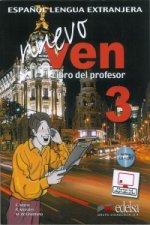Ven nuevo 3 Příručka učitele + CD