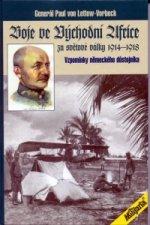 Boje ve Východní Africe za světové války 1914-1918 - Vzpomínky německého důstojníka