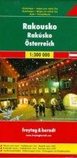 Automapa Rakousko 1:300 000