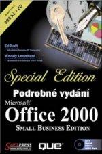 Office 2000 SBE podrobné vydání