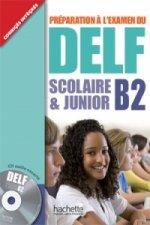 DELF scolaire & junior B2 Učebnice
