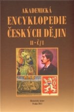 Akademická encyklopedie českých dějin II. Č-1