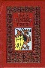Staré slovenské povesti I. (červené)