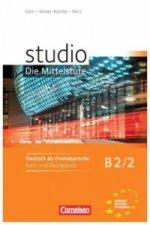 Studio d B2/2 Učebnice