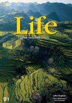 Life Pre-Intermediate with DVD
