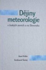 Dějiny meteorologie v českých zemích a na Slovensku