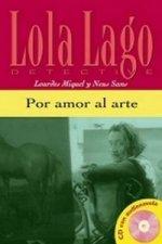 Klett POR AMOR AL ARTE + CD A2 (Lola Lago)