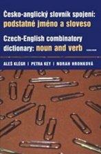 Česko-anglický slovník spojení: podstatné jméno a sloveso