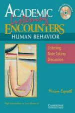 Academic Listening Encounters: Human Behavior Student's Book with Audio CD