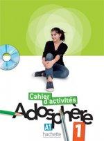 Cahier d'activites + CD-rom 1