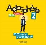 ADOSPHERE 2 AUDIO CD/2/ CLASSE