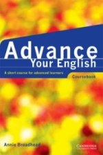 Advance your English Coursebook