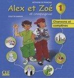 ALEX ET ZOE 1 CD AUDIO INDIVIDUEL