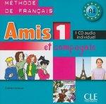 AMIS ET COMPAGNIE 1 CD INDIVIDUEL