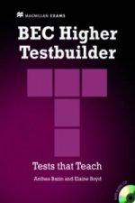 BEC Testbuilder Higher Pack