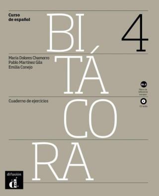 Bitacora B2 Cuaderno de ejercicios + CD