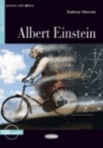 BLACK CAT - ALBERT EINSTEIN + CD (A2)