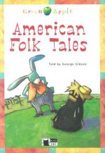 BLACK CAT - AMERICAN FOLK TALES +CD (G. A. Level 1)