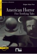 BLACK CAT - AMERICAN HORROR + CD (Reading a Training Level 4)
