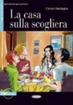 BLACK CAT - CASA SULLA SCOGLIERA + CD (Level 2)