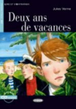 BLACK CAT - DEUX ANS DE VACANCES + CD (A2)