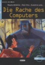 BLACK CAT - DIE RACHE DES COMPUTERS + CD (A2)