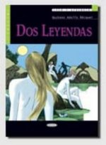 BLACK CAT - DOS LEYENDAS + CD (Level 2)