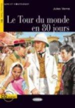 BLACK CAT - LE TOUR DE MONDE EN 80 JOURS + CD (B1)