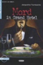 BLACK CAT LESEN & ÜBEN Niveau Zwei A2: MORD IM GRAND HOTEL + AUDIO CD