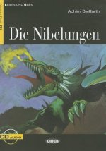 BLACK CAT - Nibelungen + CD (B1)
