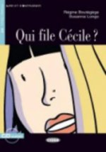 Qui File Cecile? - Book & CD