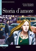 BLACK CAT - Storia d'amore + CD (Level 2)