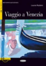 BLACK CAT - Viaggio a Venezia + CD (Level 3)