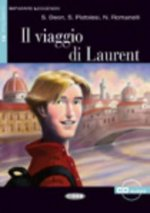 BLACK CAT - Viaggio di Laurent + CD (Level 2)