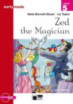 BLACK CAT - ZED THE MAGICIAN + CD (Early Readers Level 5)