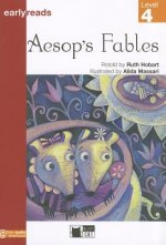 Black Cat AESOP'S FABLES ( Early Readers Level 4)