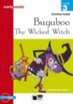Black Cat BUGABOO THE WICKED WITCH + CD ( Early Readers Level 3)