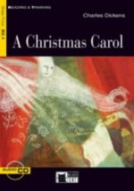 Black Cat CHRISTMAS CAROL + CD ( Reading a Training Level 4)
