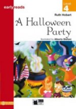 BLACK CAT EARLY READERS 4 - A HALLOWEEN PARTY