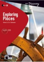 Black Cat EXPLORING PLACES + CD ( Reading a Training Discovery Level 2)