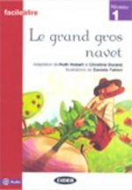 BLACK CAT FACILE A LIRE 1 - LE GRAND GROS NAVET