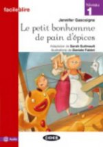 BLACK CAT FACILE A LIRE 1 - LE PETIT BONHOMME DE PAIN D'EPICES