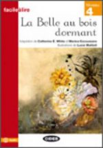 BLACK CAT FACILE A LIRE 4 - LA BELLE AU BOIS DORMANT